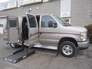 Used 2011 Ford E-150 Wheelchair Accessible Side Lift for sale in London, ON