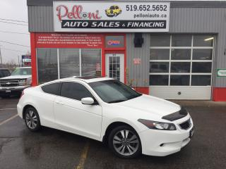 Used 2010 Honda Accord EX-L LEATHER+SUNROOF for sale in London, ON