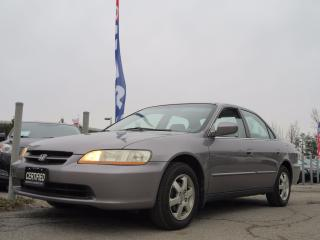 Used 2000 Honda Accord SE / ONLY 69,000 KILOMETERS / ONE OWNER for sale in Newmarket, ON