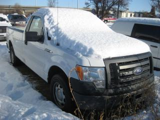 Used 2010 Ford F-150 XL 4.6L V8 Reg Cab Long Box AC 3pass Cruise for sale in Ottawa, ON