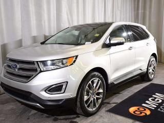 Used 2015 Ford Edge TITAN for sale in Red Deer, AB