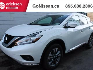 Used 2015 Nissan Murano SL: LEATHER, NAVIGATION, PANORAMIC ROOF for sale in Edmonton, AB