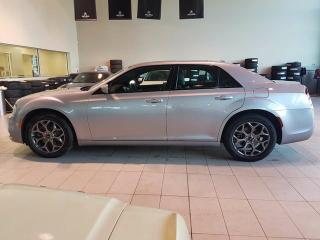 Used 2017 Chrysler 300 S - Nav, B/U Cam, Sunroof + Heated Leather Seats! for sale in Red Deer, AB