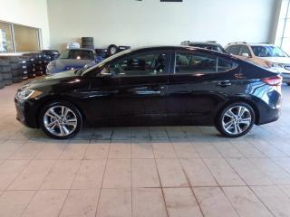 Used 2017 Hyundai Elantra GL - Heated Seats+Wheel, Sunroof + B/U Cam! for sale in Red Deer, AB