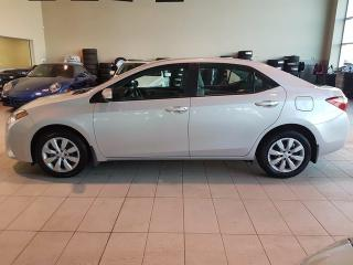 Used 2016 Toyota Corolla B/U Cam, Heated Seats, Bluetooth + Media Inputs! for sale in Red Deer, AB