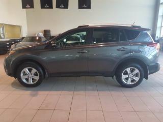 Used 2013 Toyota RAV4 B/U Cam, Sunroof, Heated Leather Int, Media Inputs + Bluetooth! for sale in Red Deer, AB
