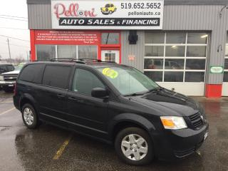 Used 2008 Dodge Grand Caravan SE DVD + STOW N' GO SEATING for sale in London, ON