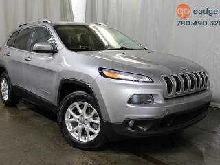 Used 2014 Jeep Cherokee NORTH 4X4 for sale in Edmonton, AB