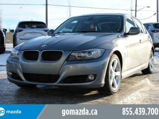 Used 2011 BMW 328 28i xDrive LEATHER PREMIUM PKG SUNROOF AWD for sale in Edmonton, AB
