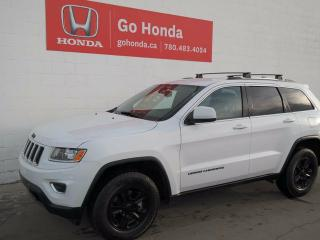 Used 2015 Jeep Grand Cherokee Laredo, 4X4, AUTO for sale in Edmonton, AB