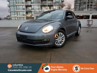 Used 2016 Volkswagen Beetle 1.8 TSI Classic for sale in Richmond, BC