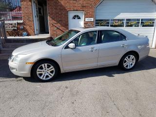 Used 2009 Ford Fusion SEL for sale in Bowmanville, ON