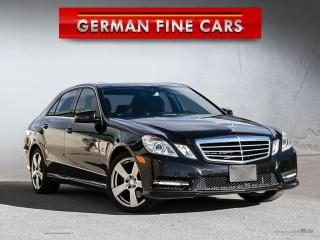 Used 2013 Mercedes-Benz E300 HOLIDAY SEASON *** DEALS*DEALS*DEALS for sale in Caledon, ON