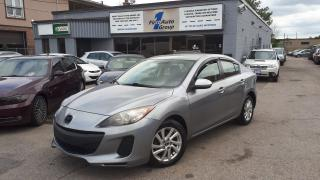 Used 2013 Mazda MAZDA3 GS-SKY ALLOYS, BLUETOOTH, H/SEATS for sale in Etobicoke, ON