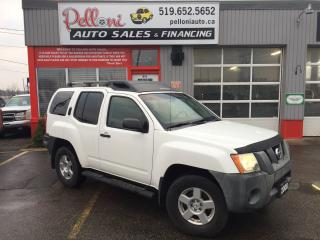 Used 2008 Nissan Xterra SE 4X4 GREAT IN THE SNOW!! for sale in London, ON