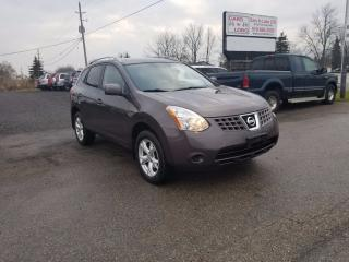Used 2008 Nissan Rogue SL for sale in Komoka, ON