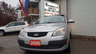 Used 2006 Kia Rio Rio5 EX for sale in Bloomingdale, ON