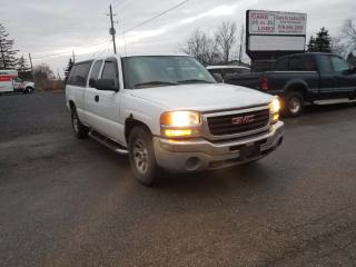 Used 2005 GMC Sierra 1500 SL for sale in Komoka, ON