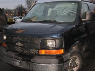 Used 2007 Chevrolet Express 2500 Cargo for sale in North York, ON
