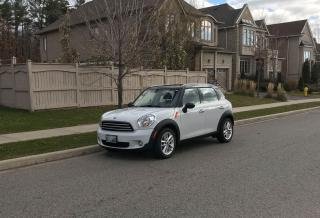 Used 2014 MINI Cooper Countryman na for sale in Maple, ON