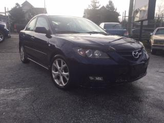 Used 2008 Mazda MAZDA3 GT for sale in Surrey, BC