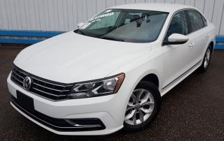 Used 2016 Volkswagen Passat Trendline TSI *HEATED SEATS* for sale in Kitchener, ON