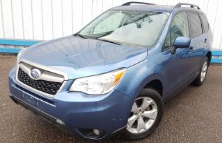 Used 2015 Subaru Forester 2.5i Convenience AWD *HEATED SEATS* for sale in Kitchener, ON