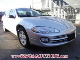 Used 2004 Chrysler INTREPID SE 4D SEDAN for sale in Calgary, AB