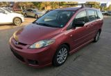 Photo of Burgandy 2006 Mazda MAZDA5
