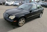 Photo of Black 2003 Mercedes-Benz C240