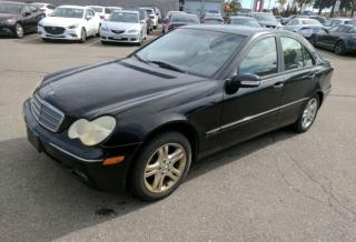 Used 2003 Mercedes-Benz C240 2.6L for sale in Etobicoke, ON