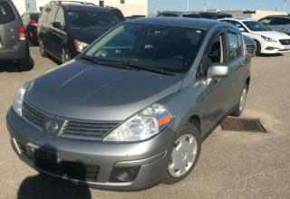 Used 2008 Nissan Versa 1.8 S for sale in Etobicoke, ON