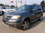 Photo of Grey 2005 Mitsubishi Outlander