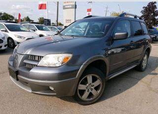 Used 2005 Mitsubishi Outlander XLS for sale in Etobicoke, ON
