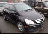 Photo of Black 2007 Mercedes-Benz B200
