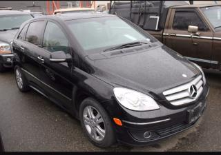 Used 2007 Mercedes-Benz B200 for sale in Etobicoke, ON