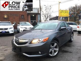 Used 2014 Acura ILX Leather*Sunroof*Camera*AcuraWarranty* for sale in York, ON