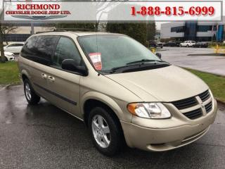 Used 2007 Dodge Grand Caravan Base for sale in Richmond, BC