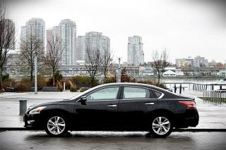 Used 2015 Nissan Altima 2.5 SL for sale in Burnaby, BC