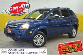 Used 2009 Hyundai Tucson GLS ONLY102,000 KM HEATED SEATS for sale in Ottawa, ON