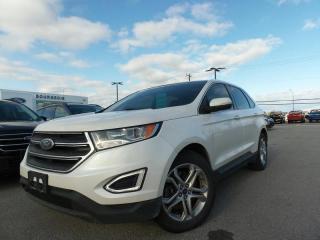Used 2015 Ford Edge *CPO* TITANIUM 2.0L I4 1.9% APR for sale in Midland, ON