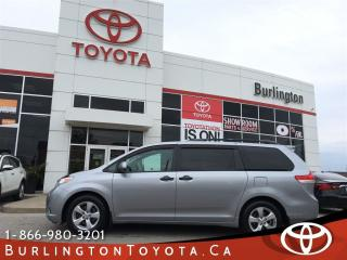 Used 2011 Toyota Sienna - for sale in Burlington, ON