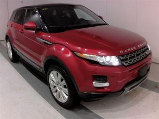 Used 2015 Land Rover Evoque 360 Cam Dynamic NAV Pano Memory 19 wheels for sale in St George Brant, ON