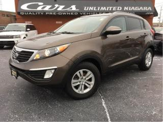 Used 2011 Kia Sportage LX for sale in St Catharines, ON