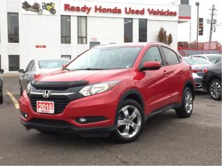 Used 2016 Honda HR-V EX-L - Navigation - Leather for sale in Mississauga, ON