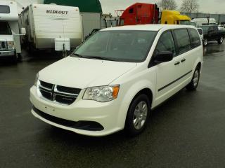 Used 2011 Dodge Grand Caravan SE 7 Passenger Van for sale in Burnaby, BC