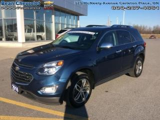 Used 2016 Chevrolet Equinox LTZ for sale in Carleton Place, ON