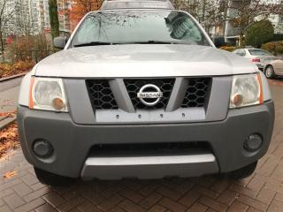 Used 2007 Nissan Xterra 6SP MANUAL,NO ACCIDENT,4X4,FULL INSPECTION DONE for sale in Vancouver, BC