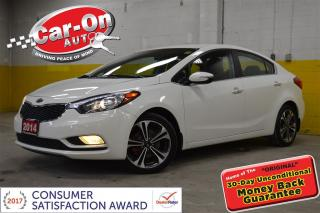 Used 2014 Kia Forte 2.0L EX HEATED SEATS REAR CAM LOADED for sale in Ottawa, ON