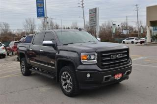 Used 2015 GMC Sierra 1500 SLE - V8, 4x4, Back Up Cam, Bluetooth, Remote Star for sale in London, ON